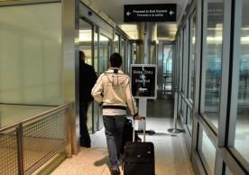 Airport Exit Lane Breach Control